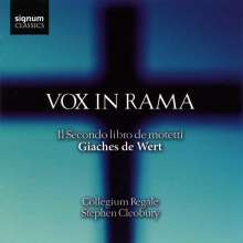 Giaches de Wert (1535-1596): Motetten Buch 2, CD