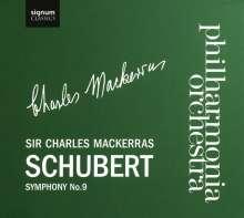 """Franz Schubert (1797-1828): Symphonie Nr.9  C-Dur """"Die Große"""", CD"""