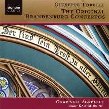Giuseppe Torelli (1658-1709): Concerti musicali op.6 Nr.1-12, CD