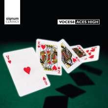 Voces8 - Aces High, CD