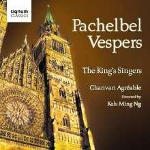 Johann Pachelbel (1653-1706): Vespern, CD