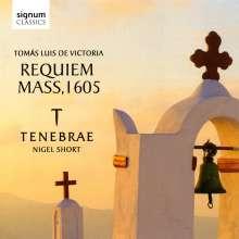 """Tomas Louis de Victoria (1548-1611): Requiem """"Officium defunctorum"""" (1605), CD"""