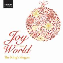 King's Singers - Joy To The World, CD