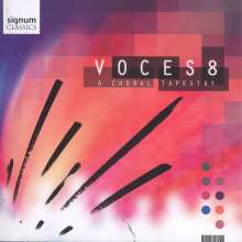 Voces 8 - A Choral Tapestry, CD