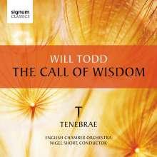 Will Todd (geb. 1970): Geistliche Chorwerke, CD