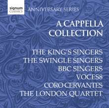 A Cappella Collection, CD