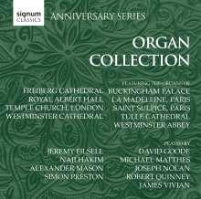 Organ Collection (Signum Anniversary Series), CD
