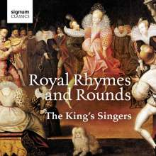 King's Singers - Royal Rhymes and Rounds, CD
