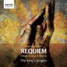 Jean Richafort (1480-1547): Requiem in memoriam Josquin Desprez für 6 Stimmen, CD