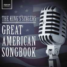 The King's Singers - Great American Songbook, 2 CDs