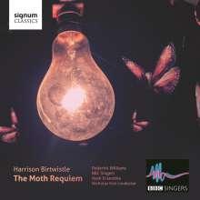 """Harrison Birtwistle (geb. 1934): Chorwerke """"The Moth Requiem"""", CD"""