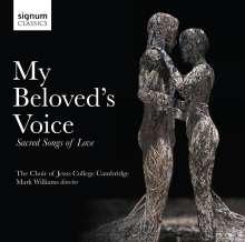 Jesus College Choir Cambridge - My Beloved's Voice, CD