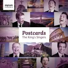 The King's Singers - Postcards, CD