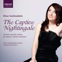 Elena Xanthoudakis - The Captive Nightingale, CD