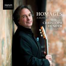 Christoph Denoth - Homages, CD
