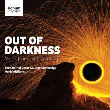 Jesus College Choir Cambridge - Out of Darkness (Music from Lent to Trinity), CD