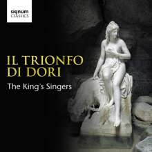 The King's Singers - Il Trionfo di Dori, CD