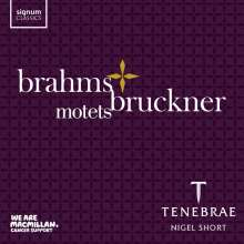 Tenebrae - Motetten von Bruckner & Brahms, CD