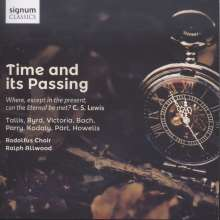 Rodolfus Choir - Time and its Passing, CD