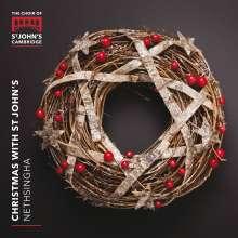 St.John's College Choir Cambridge - Christmas With St John's, CD