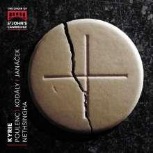 St.John's College Choir Cambridge - Kyrie, CD