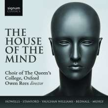 Queens' College Choir Oxford - The House of the Mind, CD