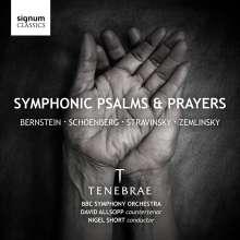Tenebrae - Symphonic Psalms & Prayers, CD