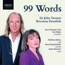 Voce Chamber Choir - 99 Words, CD