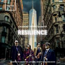 Calidore String Quartet - Resilience, CD
