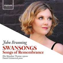 John Brunning (geb. 1954): Swansongs, CD