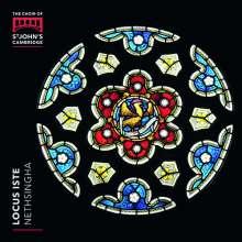St.John's College Choir Cambridge - Locus Iste, CD