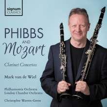 Joseph Phibbs (geb. 1974): Klarinettenkonzert, CD