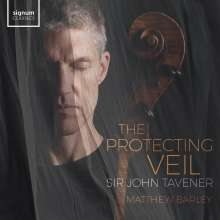 John Tavener (1944-2013): The Protecting Veil für Cello & Streicher, CD