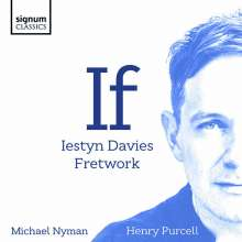 Iestyn Davies - If, CD