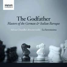 The Godfather - Masters of the German & Italian Baroque, CD