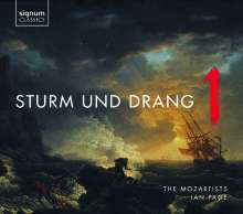 Sturm und Drang Vol.1, CD