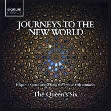 "Geistliche Musik aus Spanien (16. & 17. Jahrhundert) ""Journeys to the New World"", CD"