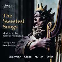 Contrapunctus - The Sweetest Song (Music from the Baldwin Partbooks III), CD