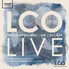 London Chamber Orchestra - LCO Live, CD