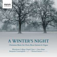 Winchester College Chapel Choir - A Winter's Night, CD