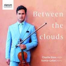 Charlie Siem - Between the clouds, CD