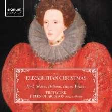 An Elizabethan Christmas, CD