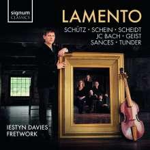 Iestyn Davies - Lamento, CD