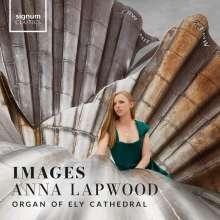 Anna Lapwood - Images, CD