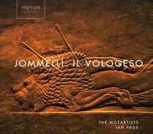 Niccolo Jommelli (1714-1774): Il Vologeso, 2 CDs