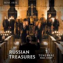 Tenebrae - Russian Treasures, CD