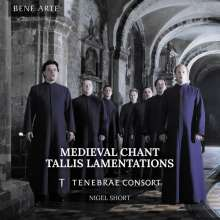 Thomas Tallis (1505-1585): Lamentationes Jeremiae, CD