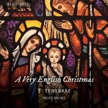 Tenebrae - A Very English Christmas, CD