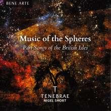 Tenebrae - Music of the Spheres, CD