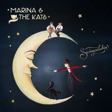 Marina & The Kats: Swingsalabim, CD